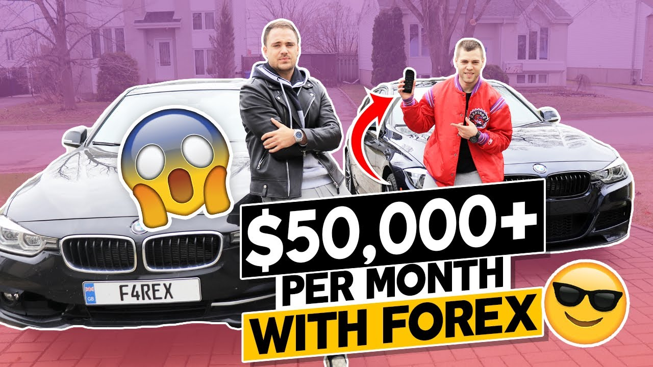 A Millionaire Forex Trader Giving Private Training | $50,000+ In Forex Profits