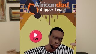 Download Clifford Owusu Comedy - In An African Home Video Game (African Dad: Slipper Toss) - Clifford Owusu