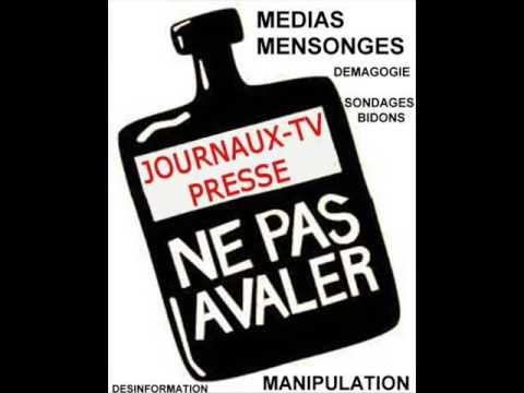 10 Stratégies de manipulation à travers les média de presse