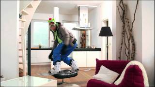 Winter Sports 2012 - Feel the Spirit - Snowboard-Clip