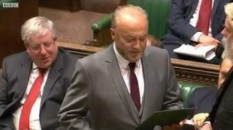 George Galloway Sworn In to Parliament, Hear! Hear!