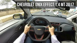 Chevrolet Onix Effect 2017 - POV