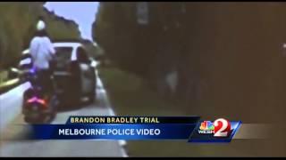 Prosecutors trying to prove Bradley was in SUV fleeing murder scene