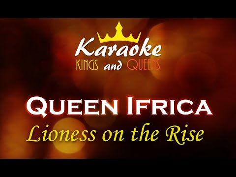 Queen Ifrica - Lioness On The Rise [Karaoke]
