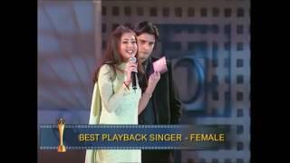 Zee Cine Awards 2001 Best Playback Singer female Alka Yagnik