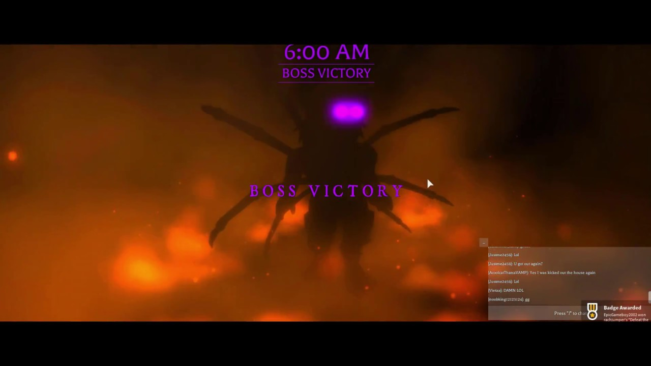 Roblox Before The Dawn Redux Project 0011 Nightfall Gameplay - Roblox Before The Dawn Bossfight Boss Gameplay Youtube