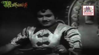 Ulavum Thendral|Manthiri Kumari|MGR G. Sakunthala|Thiruchi Loganathan Jikki|Tamil Old Song.