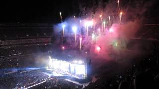 Best Song Ever & Firework Finale - One Direction (MetLife Stadium 8/4/2014)
