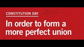 In Order to Form a Perfect Union - The Blessing & Curse of America - Save Our Republic! #42