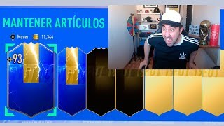 DOBLE TOTS IN A PACK OPENING!!!  MUCHAS GRACIAS EA