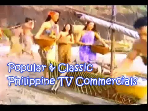 Popular & Classic Philippine TV Commercials | Pinoy TV Ads |
