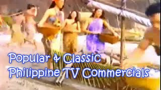 Popular & Classic Philippine TV Commercials | Pinoy TV Ads | What's Now PH