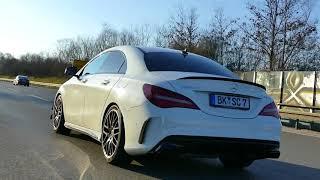 Mercedes-Benz CLA45 AMG Car Porn // FullHD
