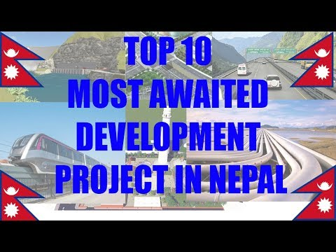 TOP 10 MOST AWAITED PROJECTS OF NEPAL !! ACM NEPAL !!