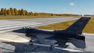 DCS F16C SEAD Mission