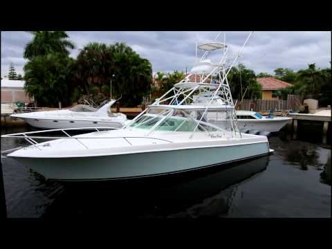 38' Contender Fishing Yacht For Sale: