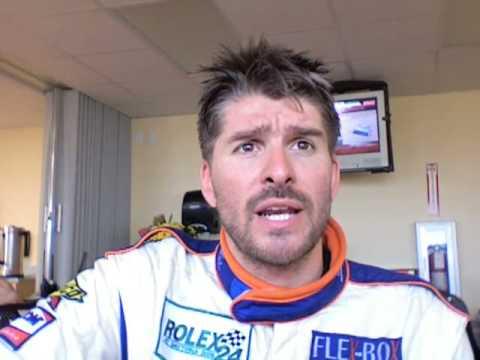 2009 Rolex 24 at Daytona: Matthew Marsh 1000hrs Sunday
