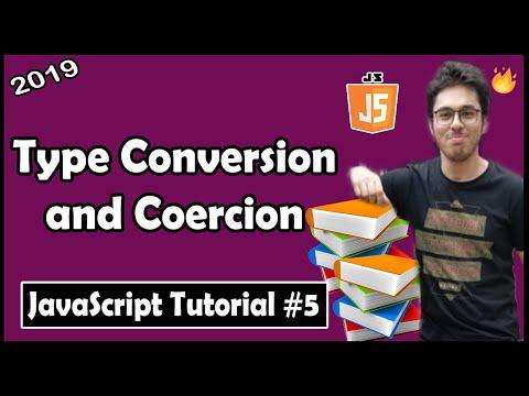 JavaScript Type Conversion & Coercion | JavaScript Tutorial In Hindi #5 thumbnail