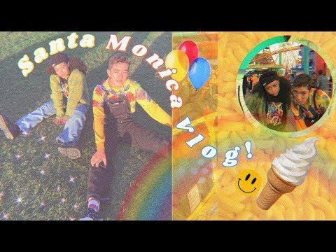 ☀️ Santa Monica Vlog ! ☀️