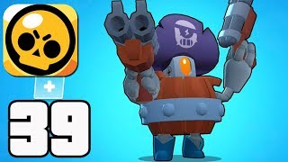 Brawl Stars - Gameplay Walkthrough Part 39 - Darryl Solo Showdown Double Trouble(iOS, Android)