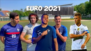 ALLEMAGNE VS FRANCE EURO 2021 Mbappe Benzema vs Gnabry Kimmich