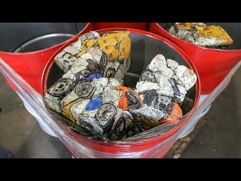 Used Oil And Filter Recycling