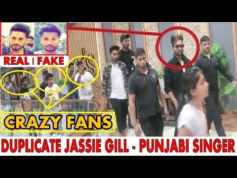 Fake Celebrity Prank | JASSIE GILL in Mall |  Epic public Reactions