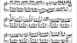 S. Prokofiev: Toccata op. 11 (Rahman el Bacha)