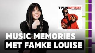 Famke Louise: 'Op de middelbare school was ik onzichtbaar!'   Music Memories #10
