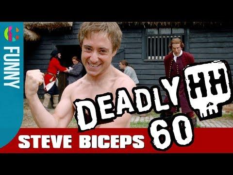 Steve Biceps' Deadly 60 Parody | Horrible Histories
