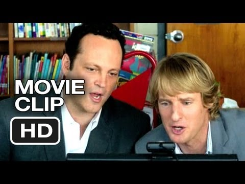 The Internship Movie CLIP - Interview (2013) - Vince Vaughn,