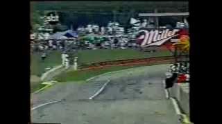 Alex Zanardi CART Mid Ohio 1996