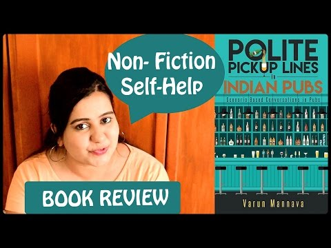 Book Review - Polite Pickup Lines in Indian Pubs (Non-Fiction/Self-Help)