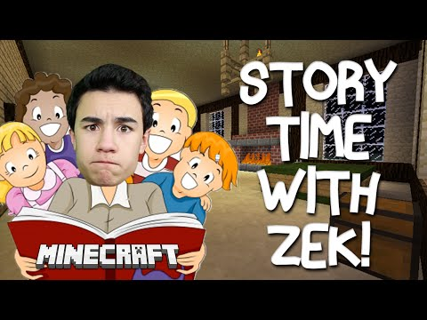 The War I Started... Against First Graders [Story Time w/ Zek!]
