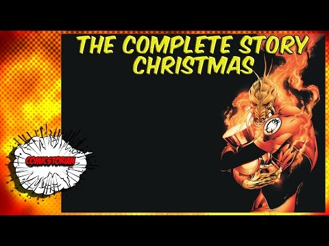 Orange Lantern Christmas Spectacular! (Green Lantern)