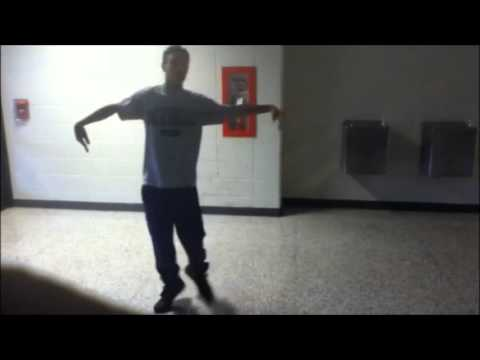 Merrillville High School Boys dance crew
