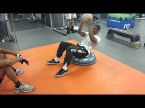 VIP and JRX Fitness First workout 21