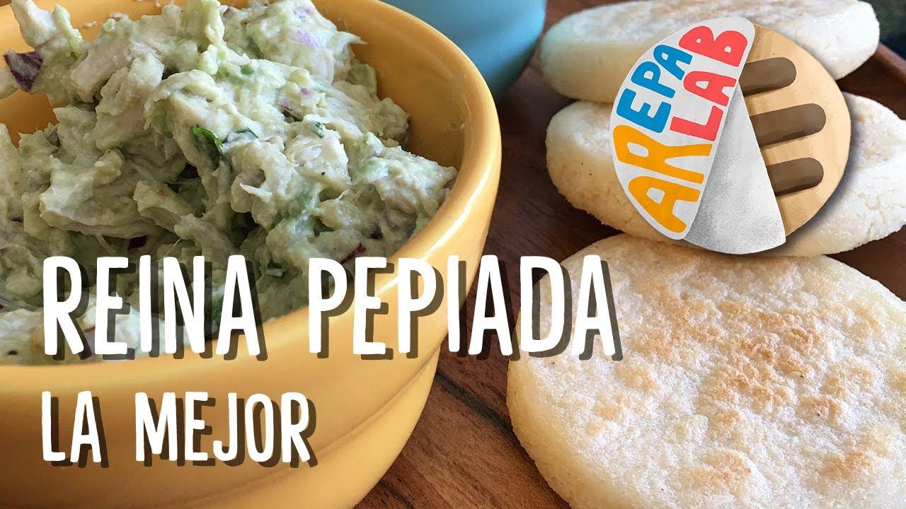 REINA PEPIADA // RECETA // SUPER FÁCIL // LA MEJOR REINA PEPIADA