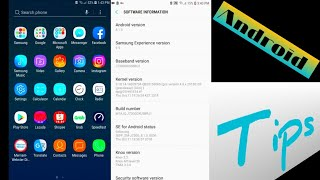 tips How to Disable Demo mode on android devices