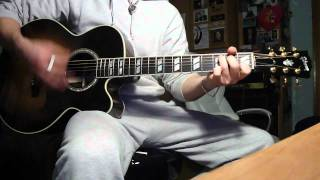 Green Day - Good Riddance (Time Of Your Life) Guitar cover