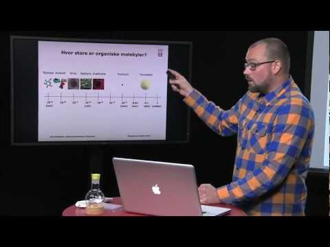 """Organisk kemi i lægemiddelforskning"" ved Christian Adam Olsen, Lektor, DTU Kemi"