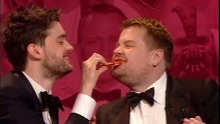 Best of Jack Whitehall amp James Corden  Big Fat Quiz  Dead Parrot