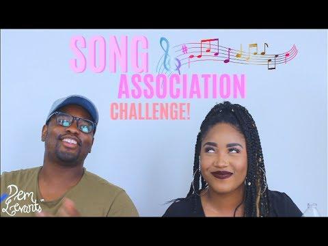 SONG ASSOCIATION CHALLENGE!!!!| PART 1.
