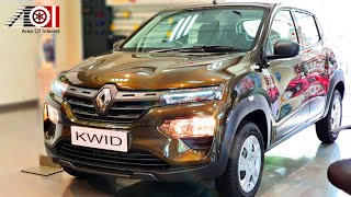 2020 Renault Kwid BS6 RxL Mid Variant   On Road Price List   Mileage   Features   Interior   Specs