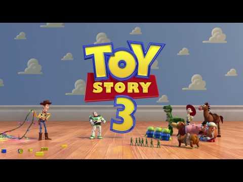 Toy Story 3 - Teaser (Hebrew) [HD] צעצוע של סיפור 3 - טריילר מדובב