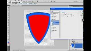 Kako napraviti grb (logo) za cs preko photoshopa CS4 + download link [TUTORIAL]