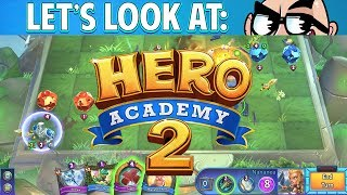 Let's Look At EX - Hero Academy 2 [Sponsored]
