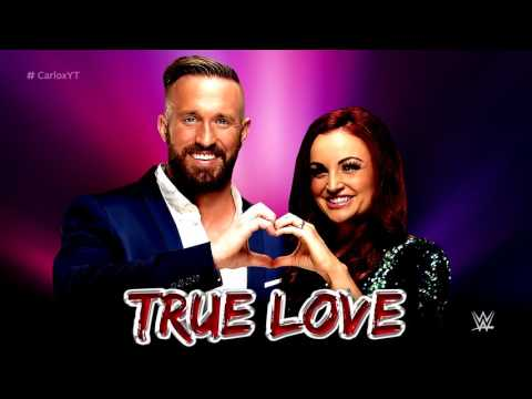 Mike & Maria Kanellis 1st WWE Theme Song -