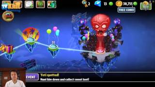 [Thai] Plants VS Zombies 2 ep139 - Neon Mixtape Tour 31-32 ZomBoss    by Khit TV
