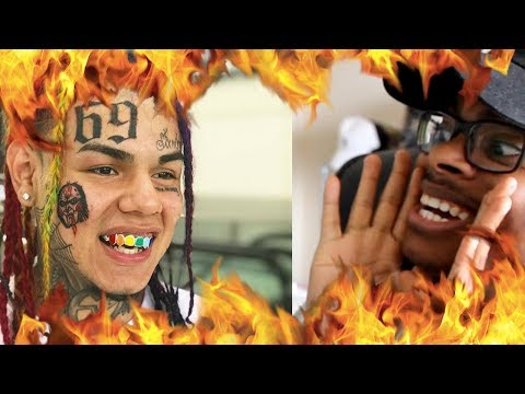 "It's Finally HERE! | 6IX9INE Feat. Fetty Wap & A Boogie ""KEK"